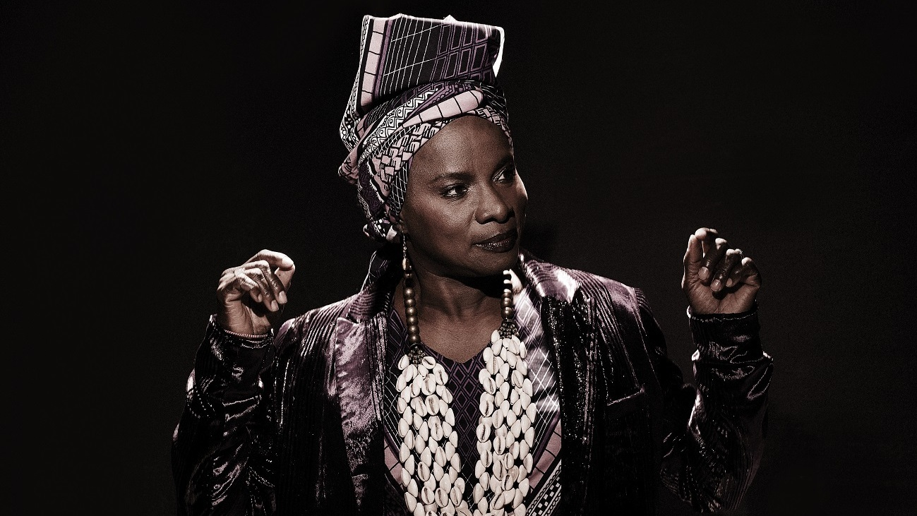 Angélique Kidjo Celebrates Celia Cruz: 'Everything About Celia Is Self-Determination'