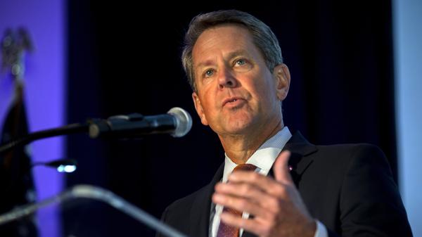 Georgia Gov. Brian Kemp needs to appoint a senator to fill Sen. Johnny Isakson