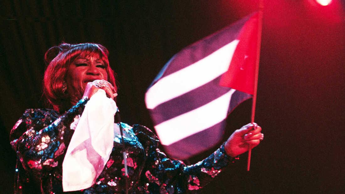 The Music Celia Cruz Carried With Her