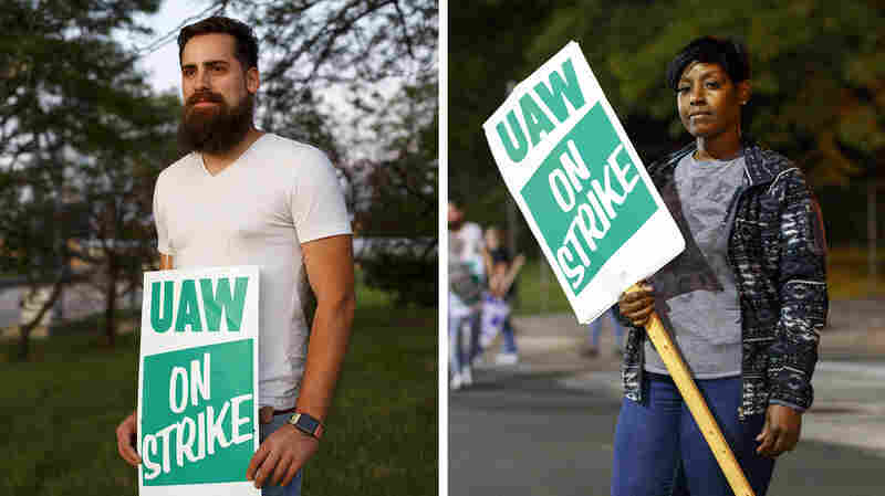 Why GM Workers Are Striking