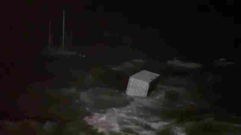 'We've Made It Through': Bermuda Endures Hurricane Humberto
