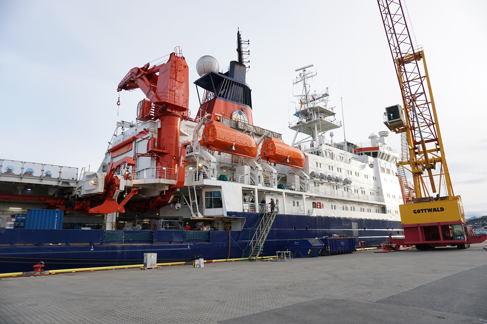 To Better Understand The Arctic, This Ship Will Spend A Year Frozen Into The Ice