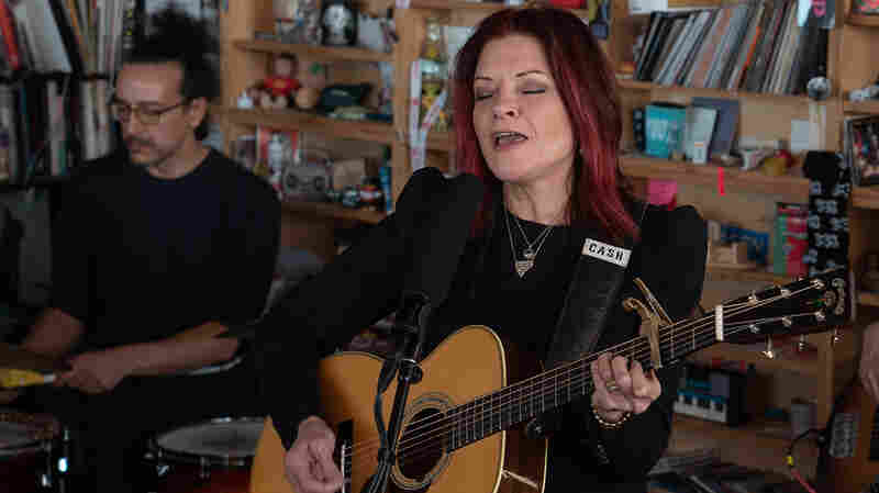 Rosanne Cash: Tiny Desk Concert