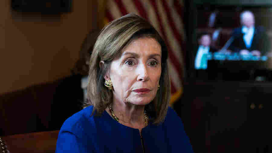 Pelosi Says Congress Should Pass New Laws So Sitting Presidents Can Be Indicted