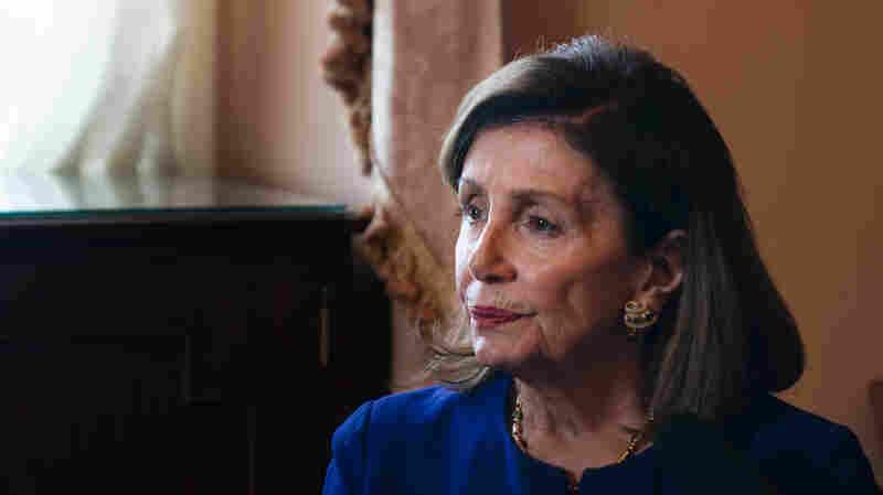 Pelosi Rejects 'Socialist' Attacks On Her Prescription Drug Bill