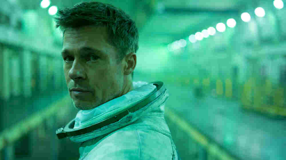 Brad Pitt On Making 'Ad Astra,' Processing Trauma And Channeling David Bowie