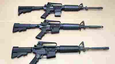 Colt Suspends Manufacture Of Controversial AR-15 For Civilian Market