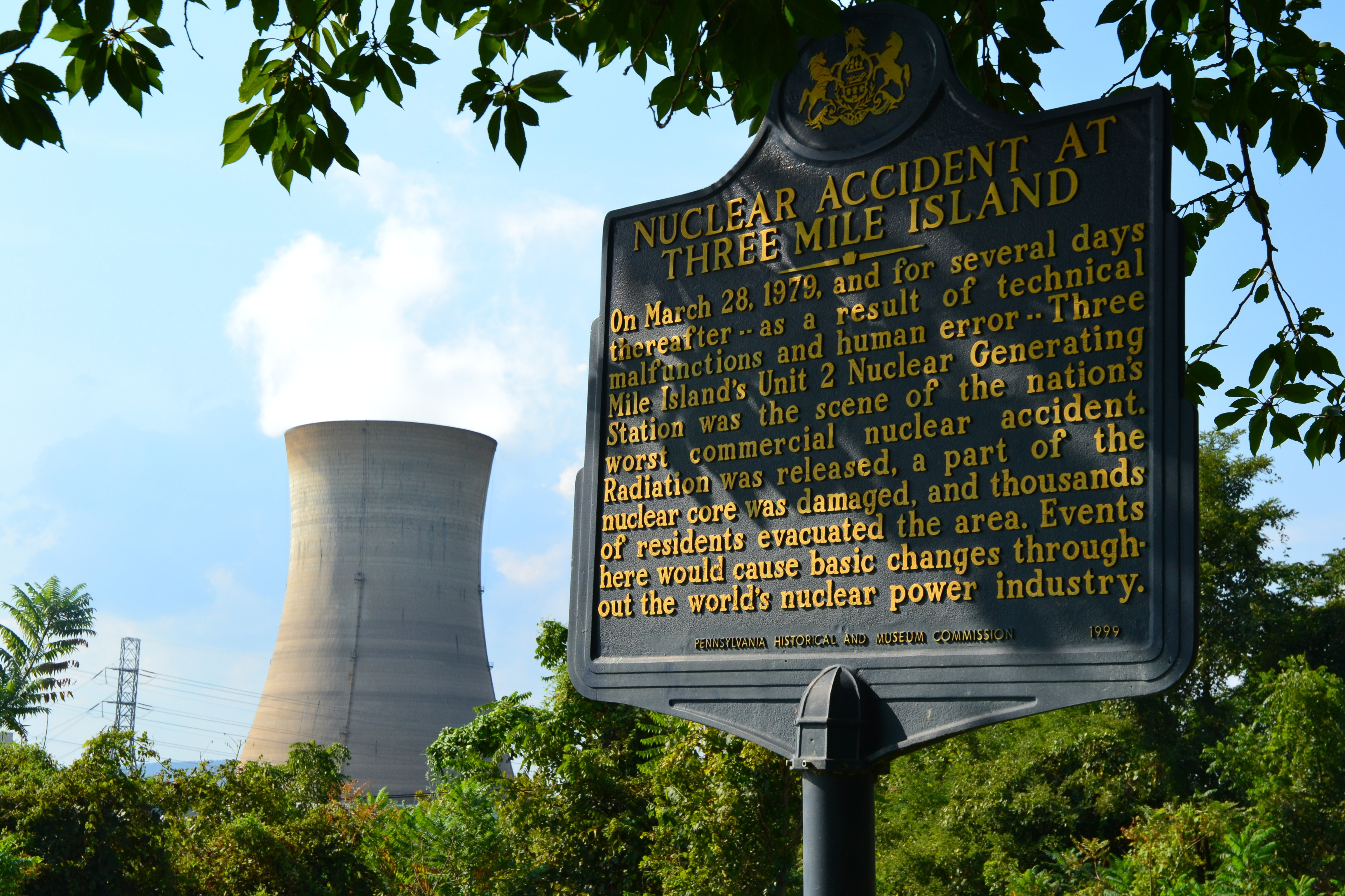 Three Mile Island Nuclear Power Plant Shuts Down