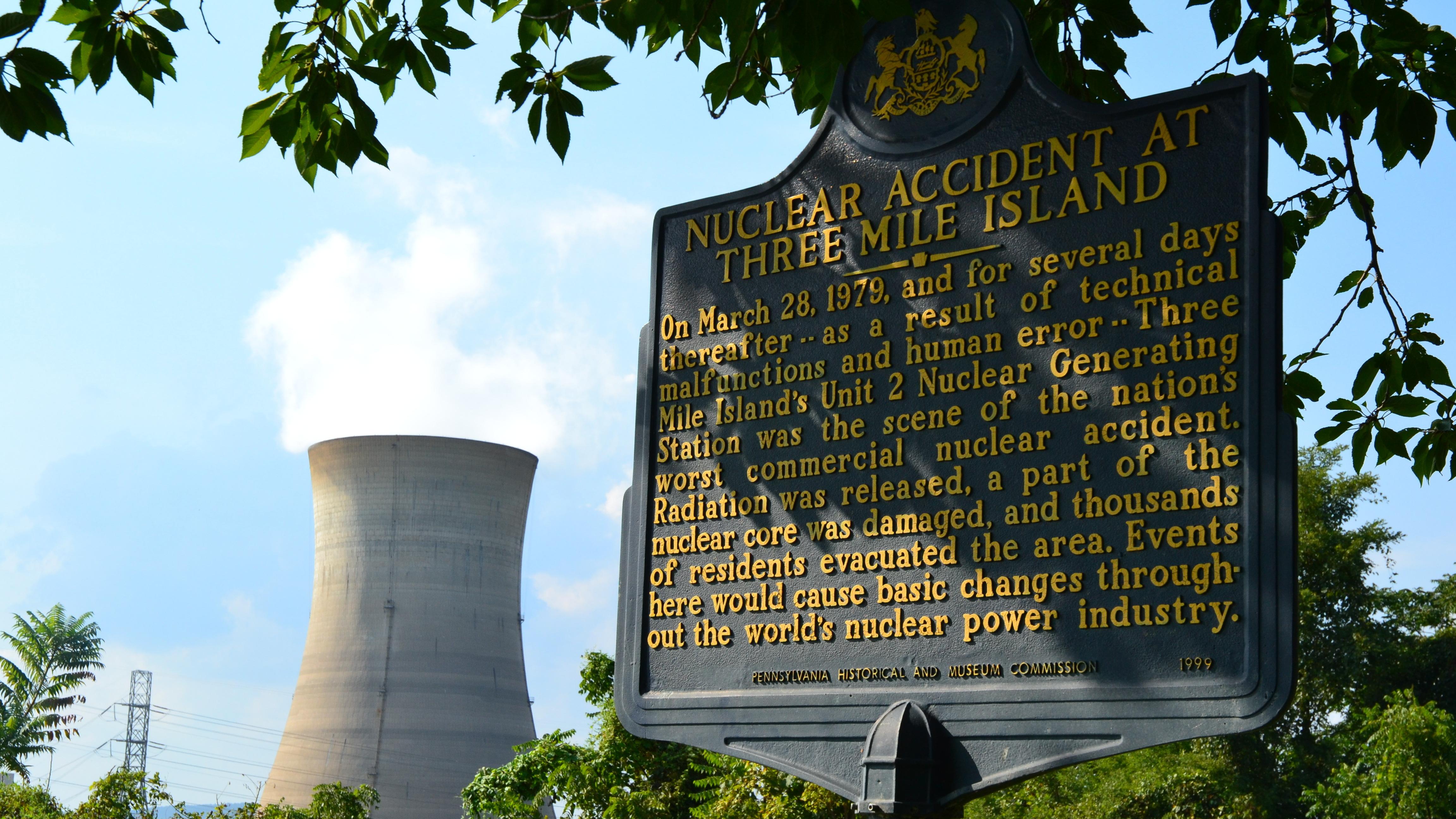 Three Mile Island Nuclear Power Plant Shuts Down Npr