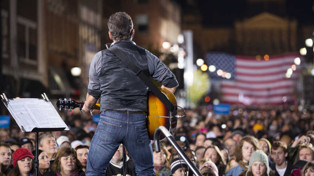 The Ties That Bind: Bruce Springsteen And The Wide Divide