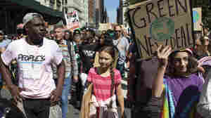 Young People Lead Millions To Protest Global Inaction On Climate Change