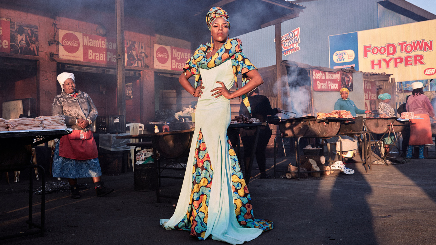 Photos Drag Queens In South Africa Invent A Bold Old Look Goats And Soda Npr