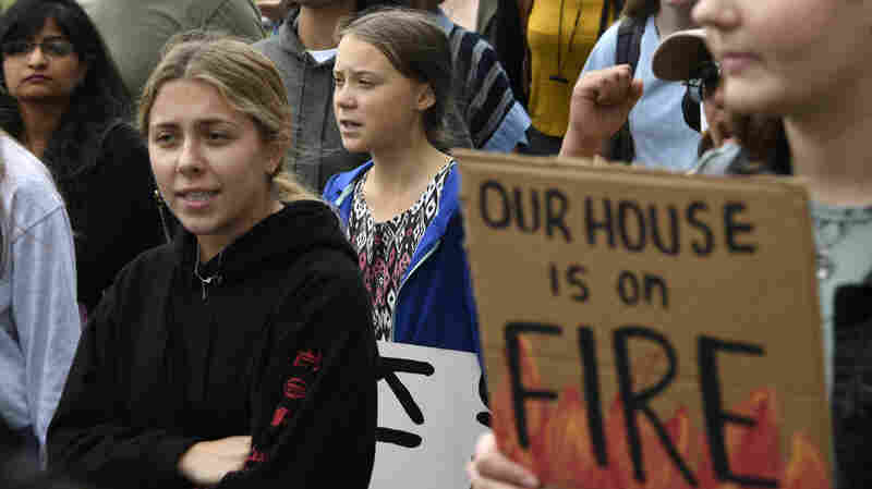 A Rising Generation Asserts Itself On Climate Change