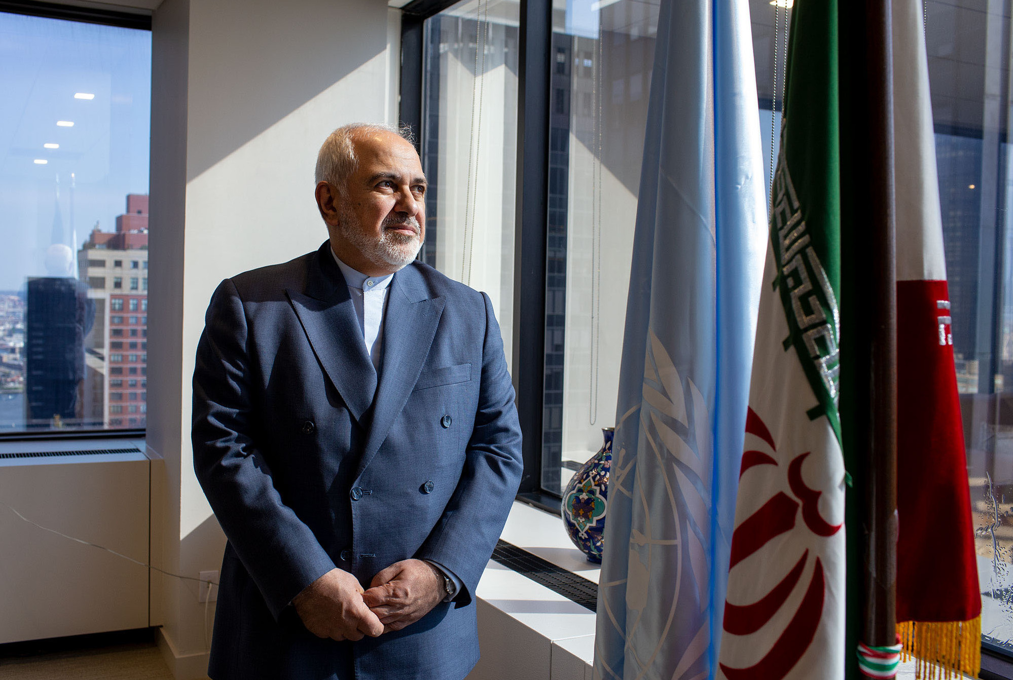 Iran's Foreign Minister: 'Abandon The Illusion' That Tehran Will Cave To Pressure