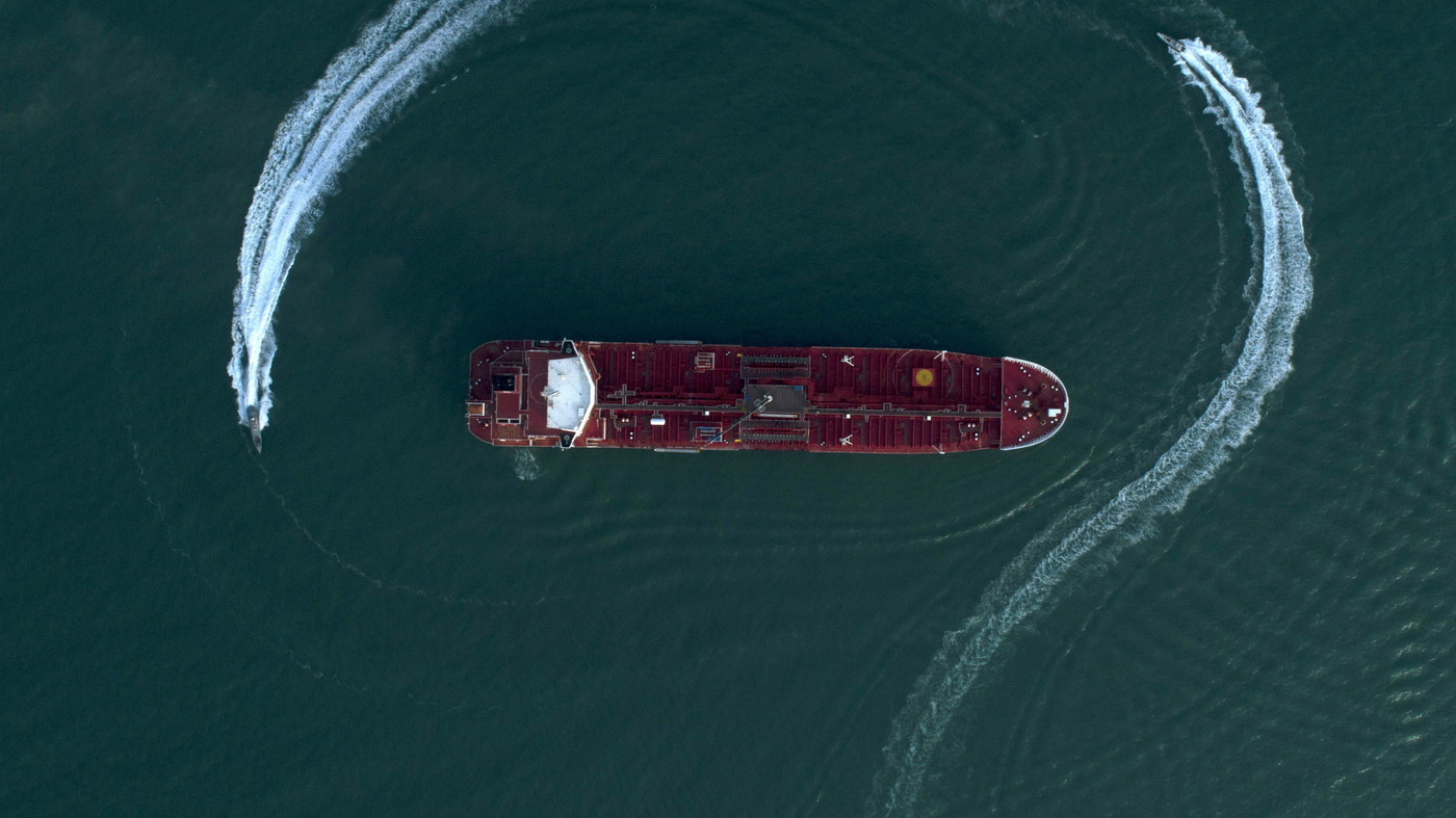 British Oil Tanker Seized By Iran Will Be Released Soon, Iranian Official Says