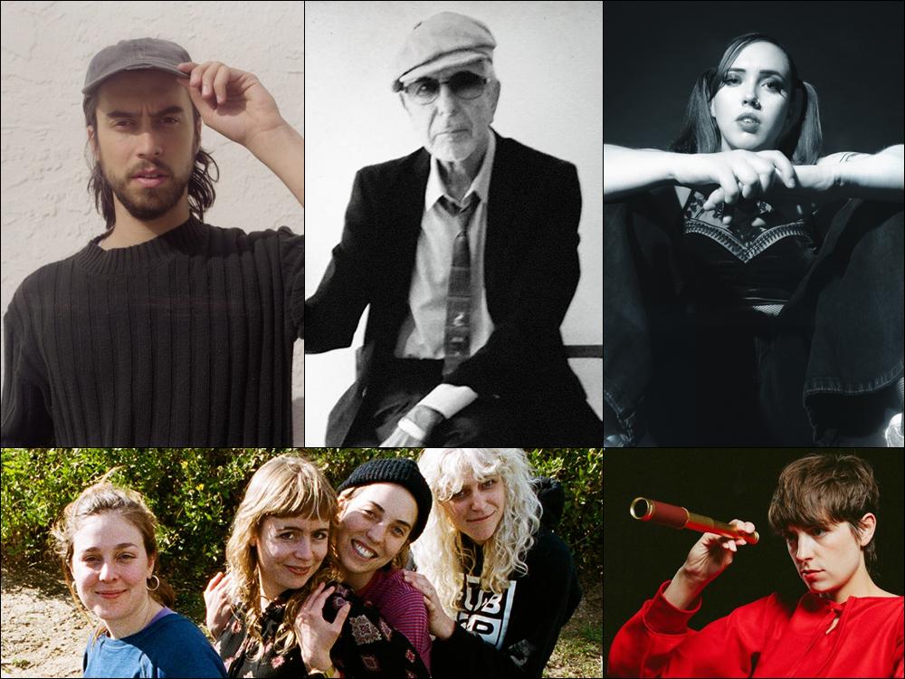 New Mix: Soccer Mommy, Chastity Belt, Leonard Cohen, (Sandy) Alex G, More
