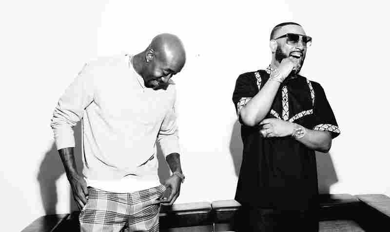 Rapper Freddie Gibbs and Madlib. Their latest project, Bandana is on our short list of the best albums out on June 28