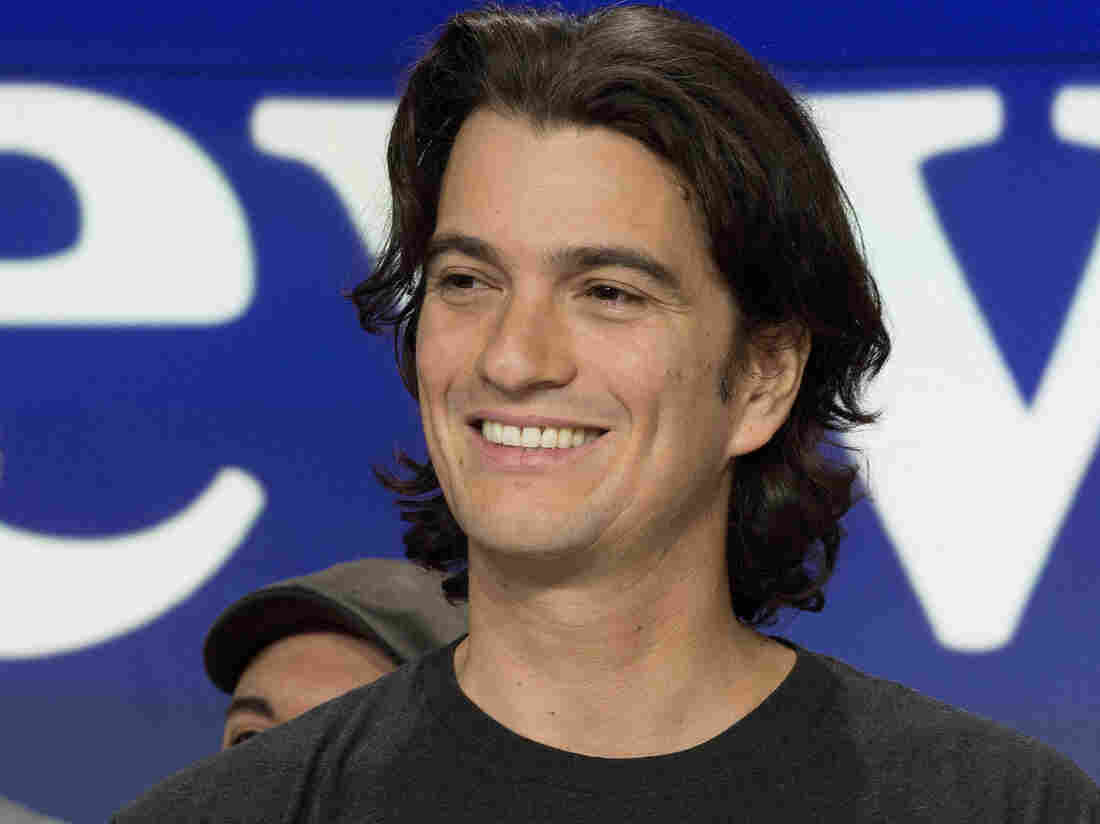 WeWork CEO steps down as it delays plans to go public