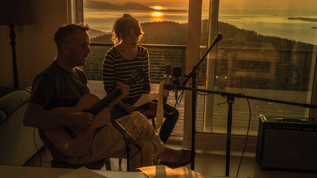 Mount Eerie Revisits 'Lost Wisdom' In Part 2 Of His Album With Julie Doiron
