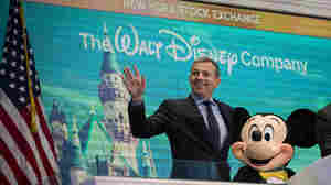 Disney CEO Bob Iger Has Lessons On Fostering Creativity — And Acquiring It