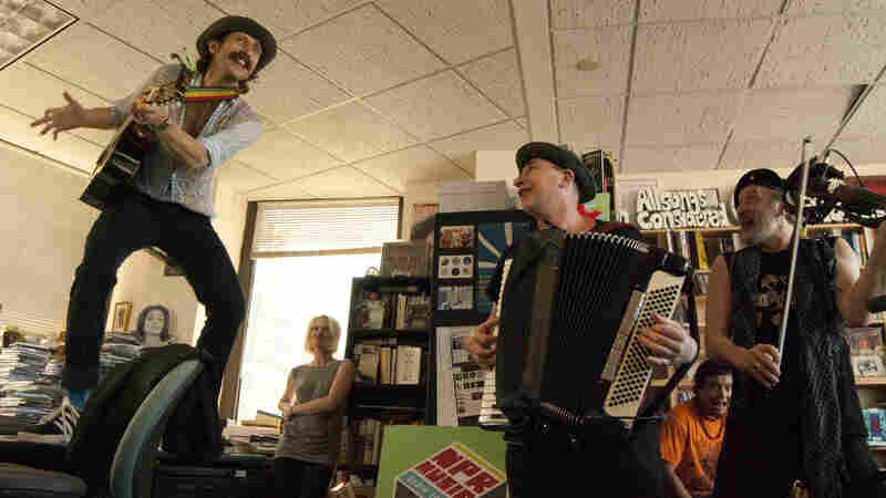 The 5 Wildest Tiny Desk Concerts