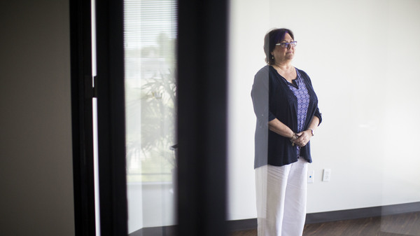 Kathy Kleinfeld opened Houston Women