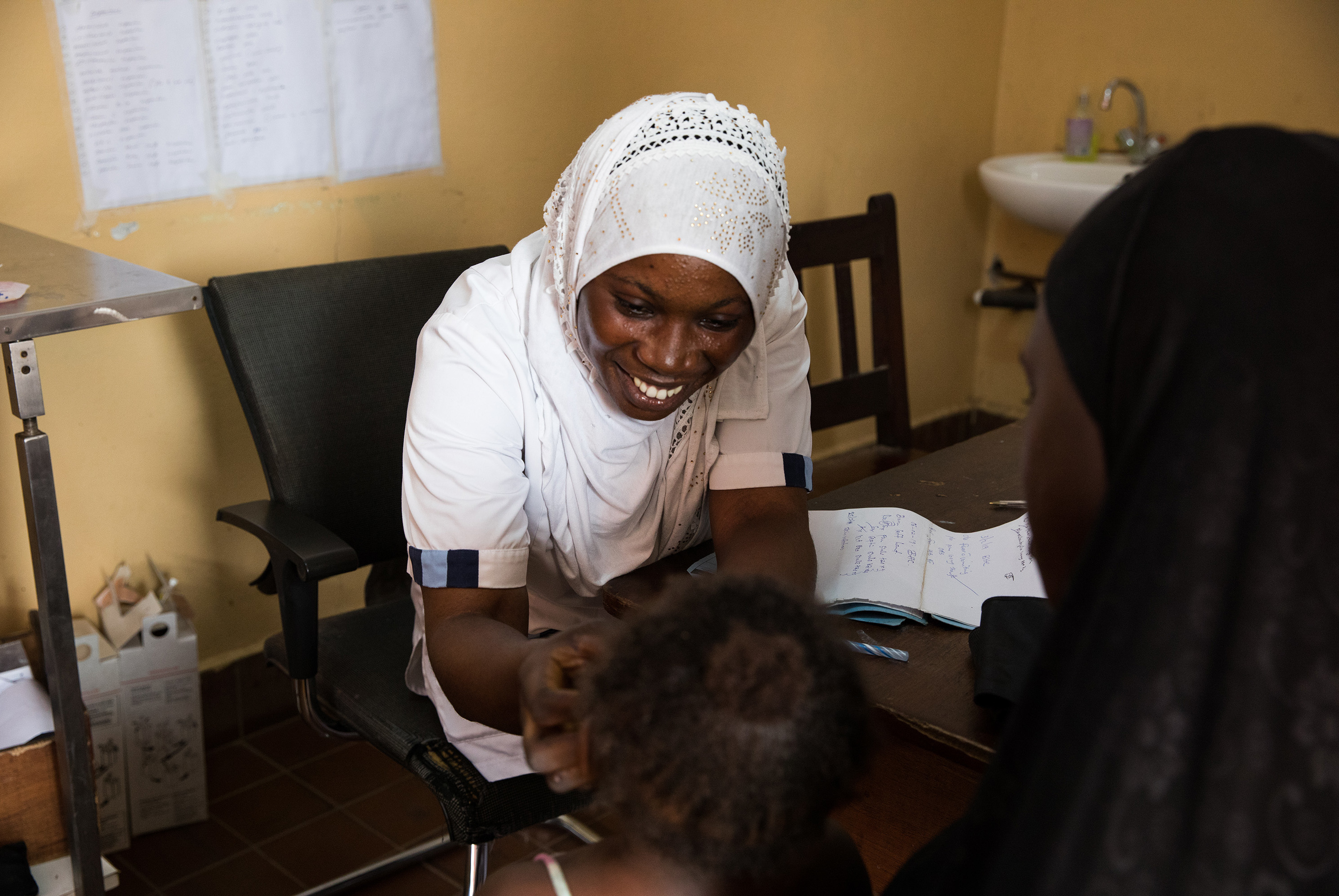 Fighting Pain Without Opioids: How One Nurse In The Gambia Does It