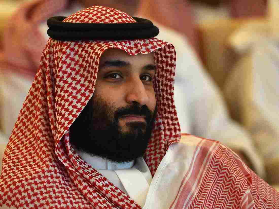 Saudi crown prince: Khashoggi murdered 'under my watch'