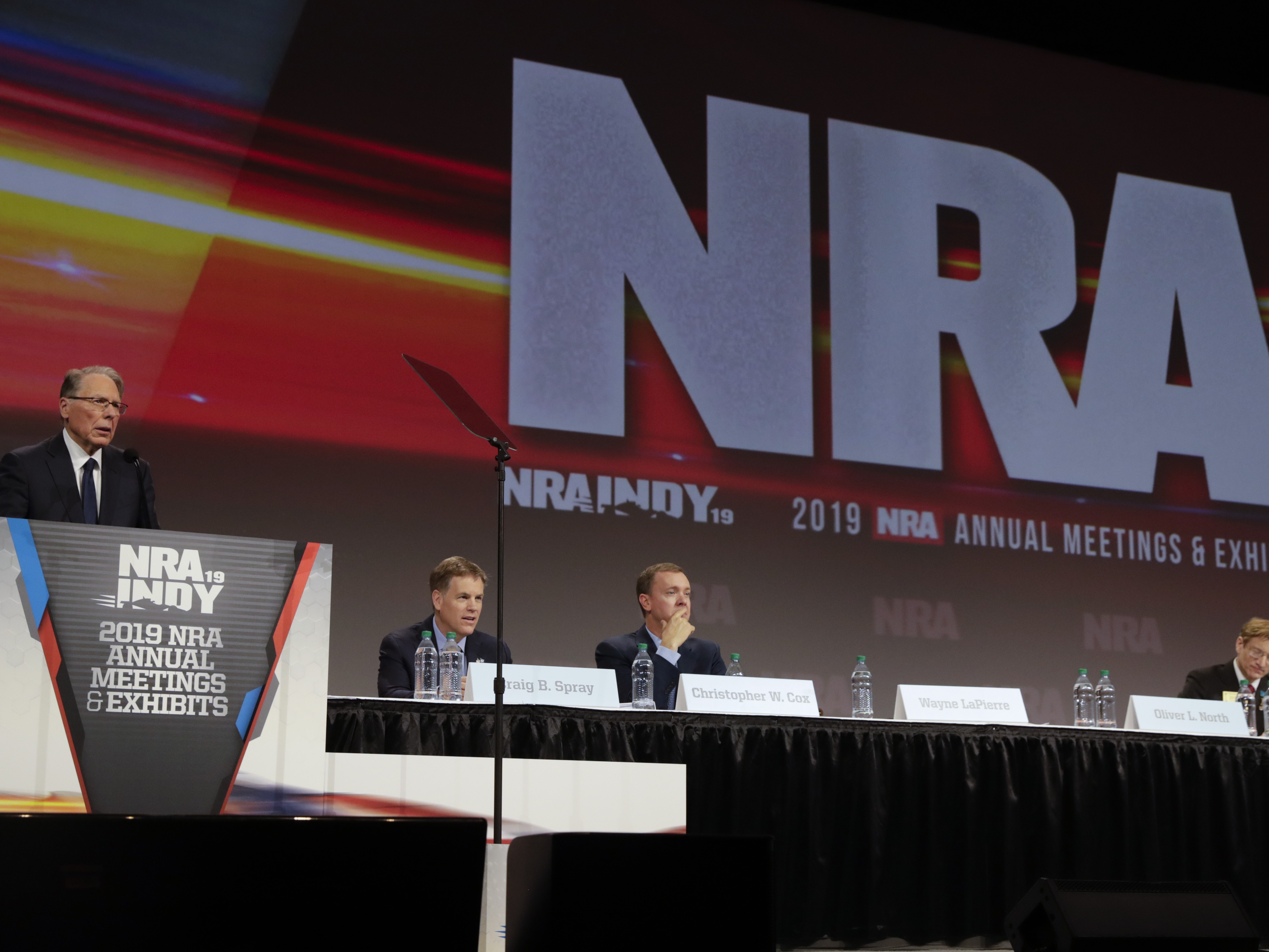 Dem Report: NRA Was 'Foreign Asset' for Russian Federation