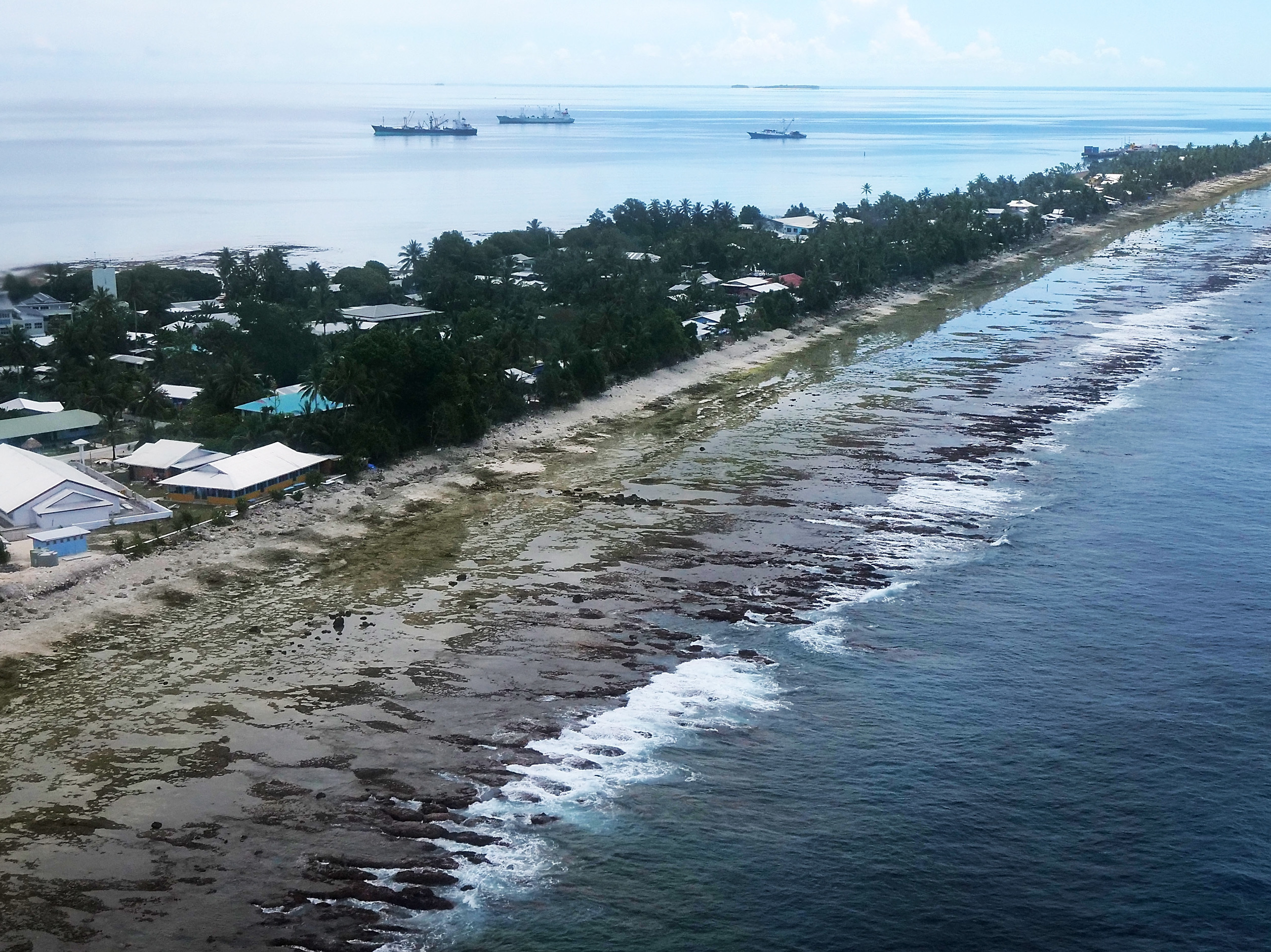 'We Need Support': Pacific Islands Seek Help And Unity To Fight Climate Change