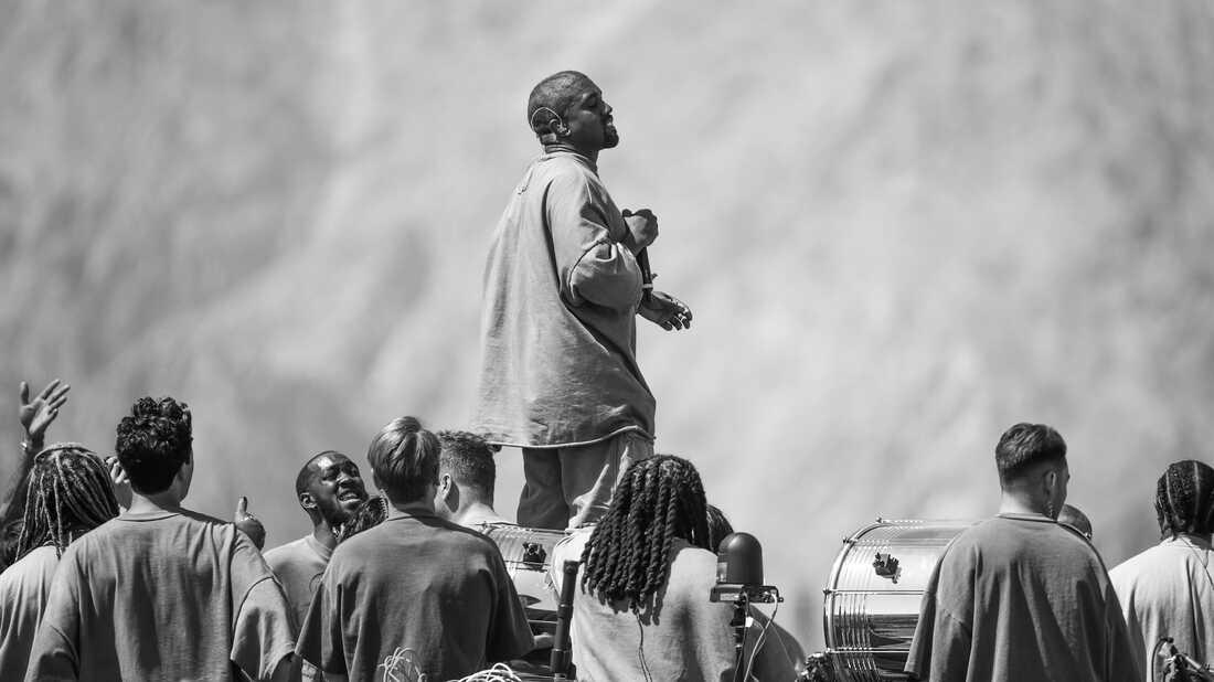 Listen: Kanye West Finally Drops 'Jesus Is King'
