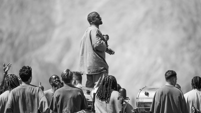 Stream Kanye West S Jesus Is King Gospel Album Npr