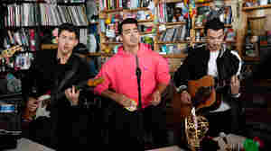 Jonas Brothers: Tiny Desk Concert
