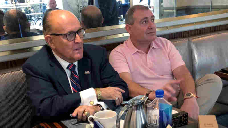 Meet The Businessman Helping Giuliani Try To Find Dirt On Democrats In Ukraine