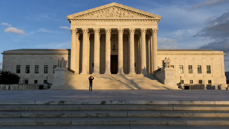 The Supreme Court will weigh in on a Louisiana abortion law that put restrictions on clinics that provide abortions. (J. Scott Applewhite/AP)
