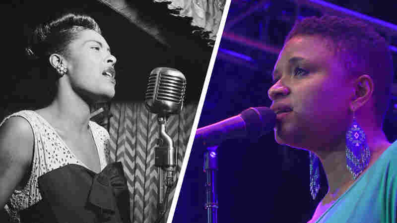Watch Lizz Wright Perform 'Strange Fruit' In Honor Of Billie Holiday