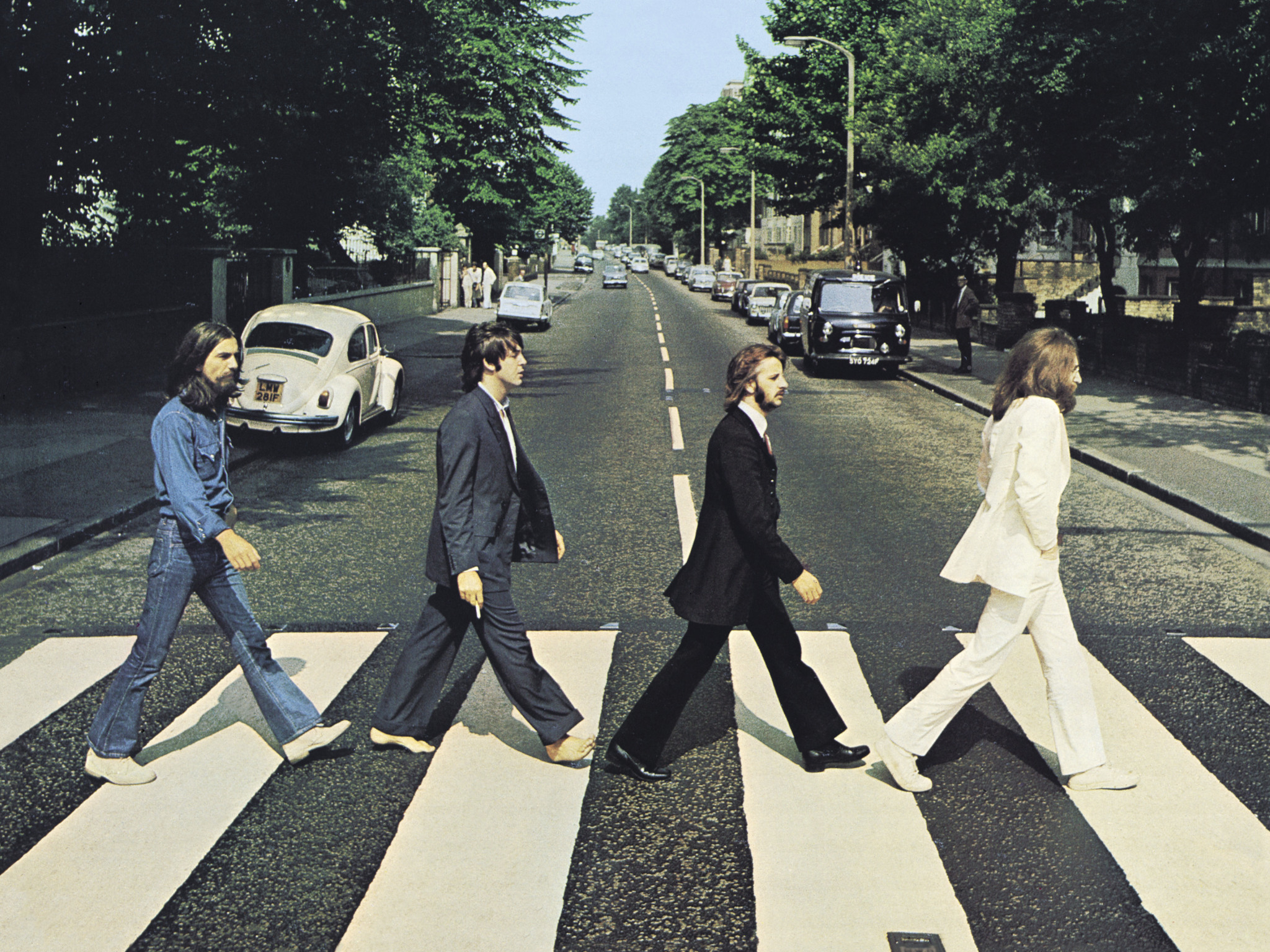 'Abbey Road' Remixed: A Conversation With Giles Martin