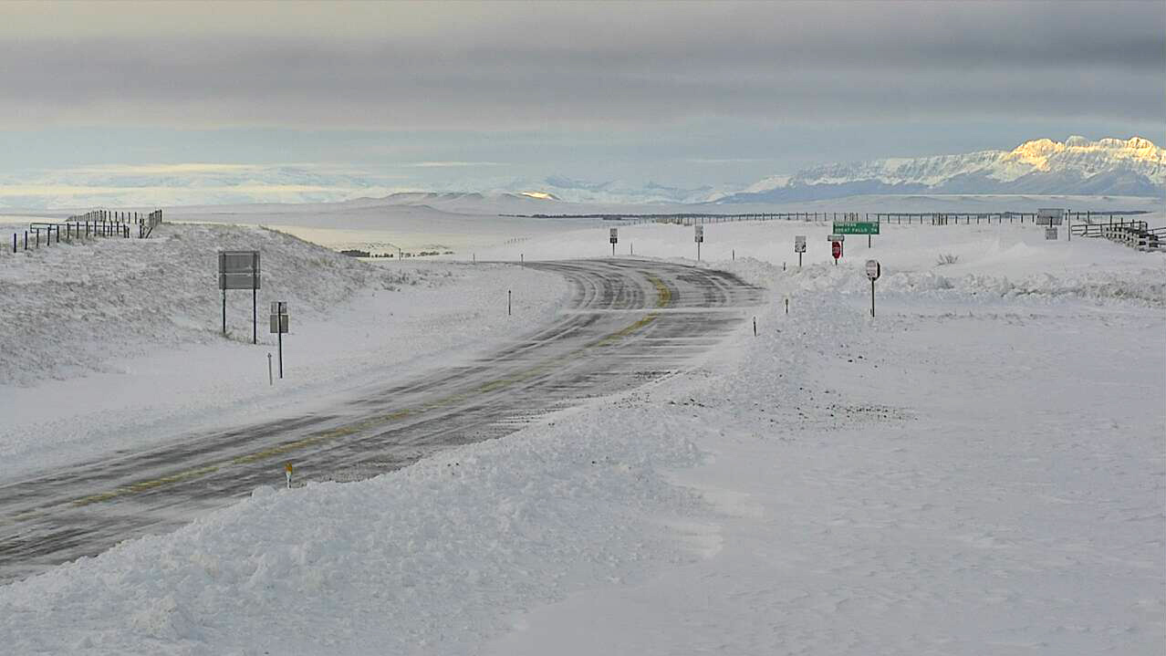 'Historic' snowstorm is forecast to bring blizzard conditions to Montana