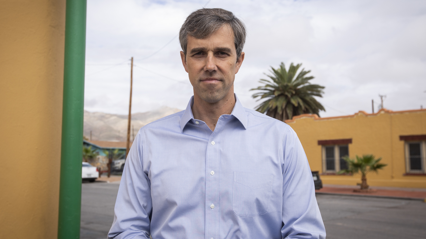 Beto O'Rourke On Impeachment: 'This Has To Be About What Is Good For This Country'
