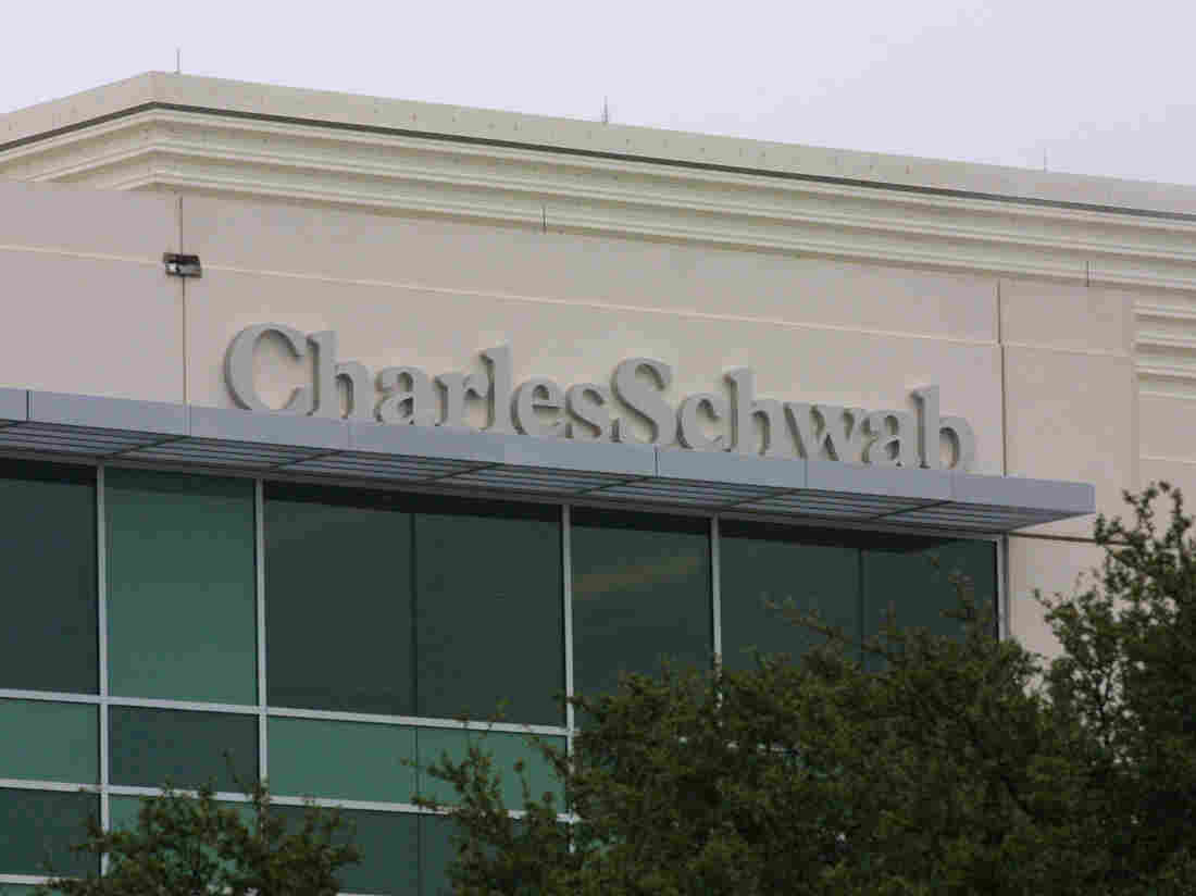 Schwab drops stock trading commissions as fee war escalates