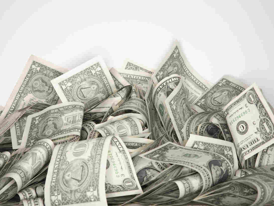 Is cash overrated? Image by: Getty Images