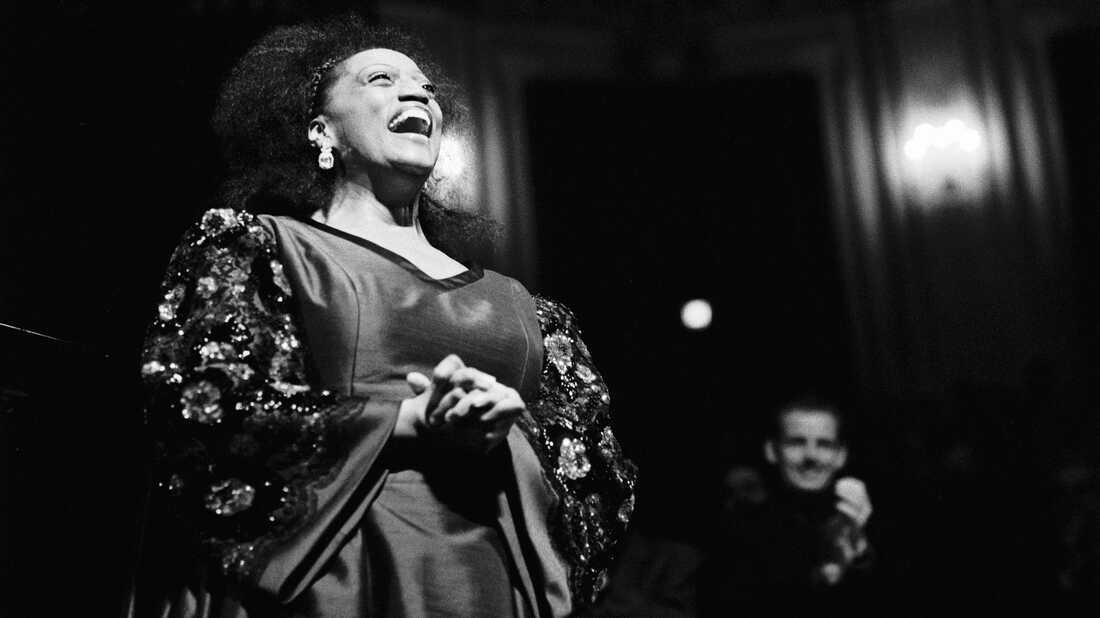 Majestic American Soprano Jessye Norman Dies At 74