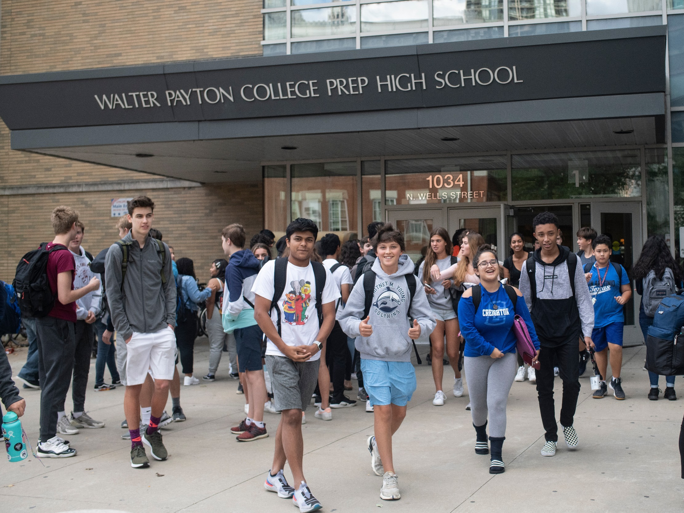 Racial Issues Flare at Chicago's Elite Payton College Prep