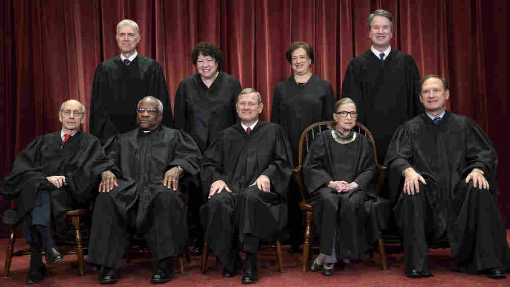 Abortion, Guns And Gay Rights On The Docket For Supreme Court's New Term