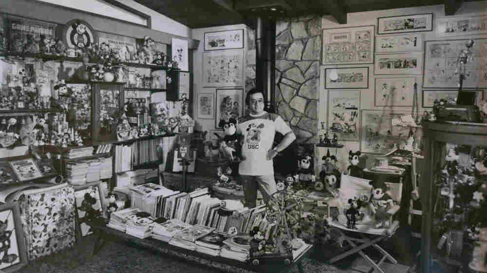 Before He Animated For Disney, He Sketched Cartoons In An Internment Camp