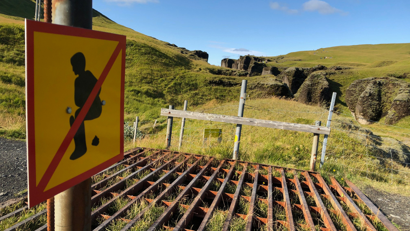 How Iceland's Tourism Bubble Deflated