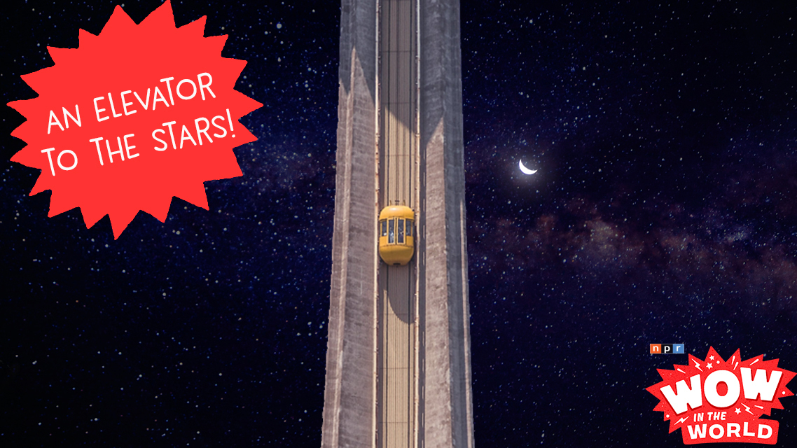 An Elevator to the Stars!
