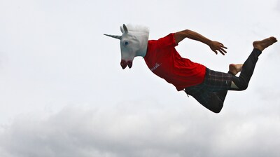 #943: Unicorn Cowboy