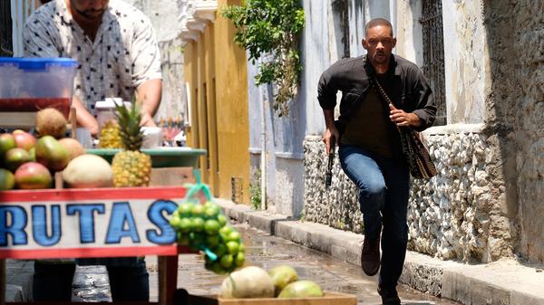 Clone Gunman: Will Smith Vs. Will Smith In Sluggish, Sterile 'Gemini Man'