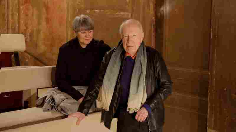 At 94, Director Peter Brook Is Still Asking The Deep Questions